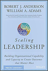 Scaling Leadership book cover